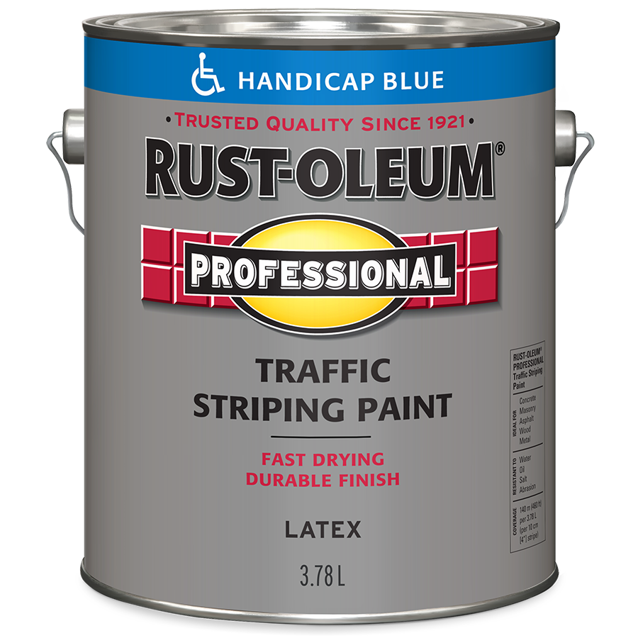 Professional Traffic Striping Paint Product Page