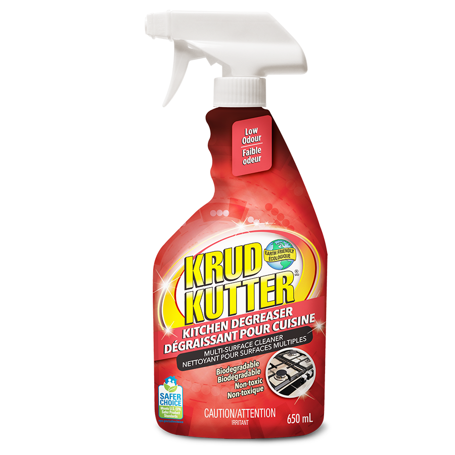 Kitchen Kutter: Kitchen Degreaser