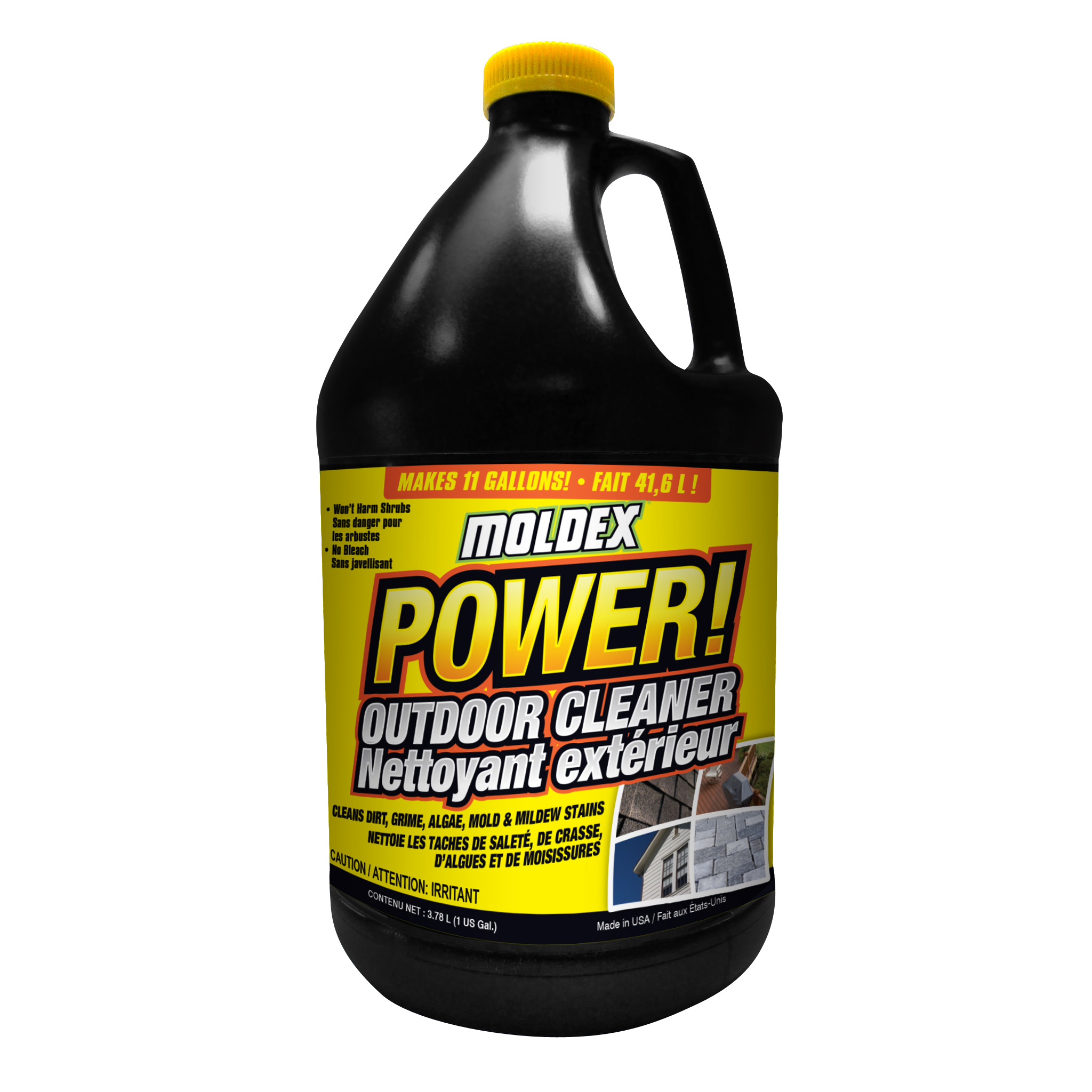 Power Multi Purpose Outdoor Cleaner Concentrate