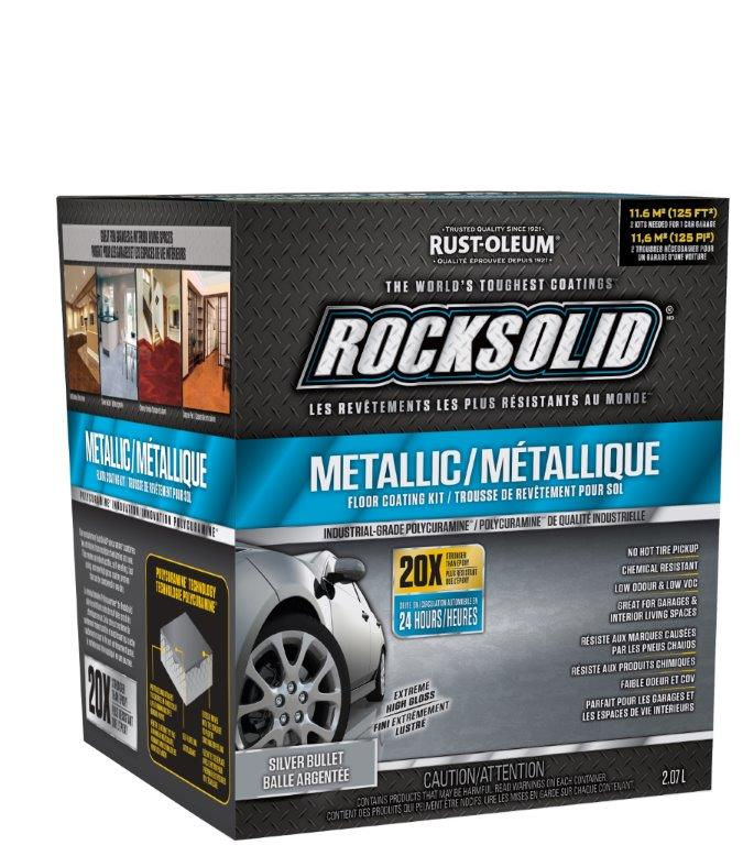 Rocksolid 174 Metallic Kit