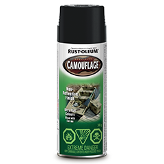 Specialty Camouflage Finish Spray Paint Rust Oleum