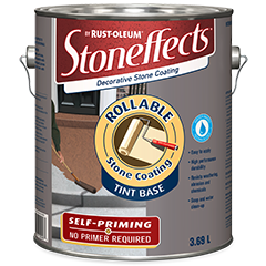 Stoneffects Rollable Stone Coating