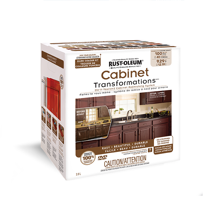 Cabinet Transformations 174 Kit Product Page