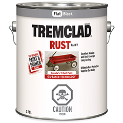Oil Based Rust Paint | TREMCLAD | Rust-Oleum