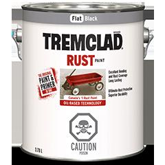 Oil Based Rust Paints | TREMCLAD | Rust-Oleum