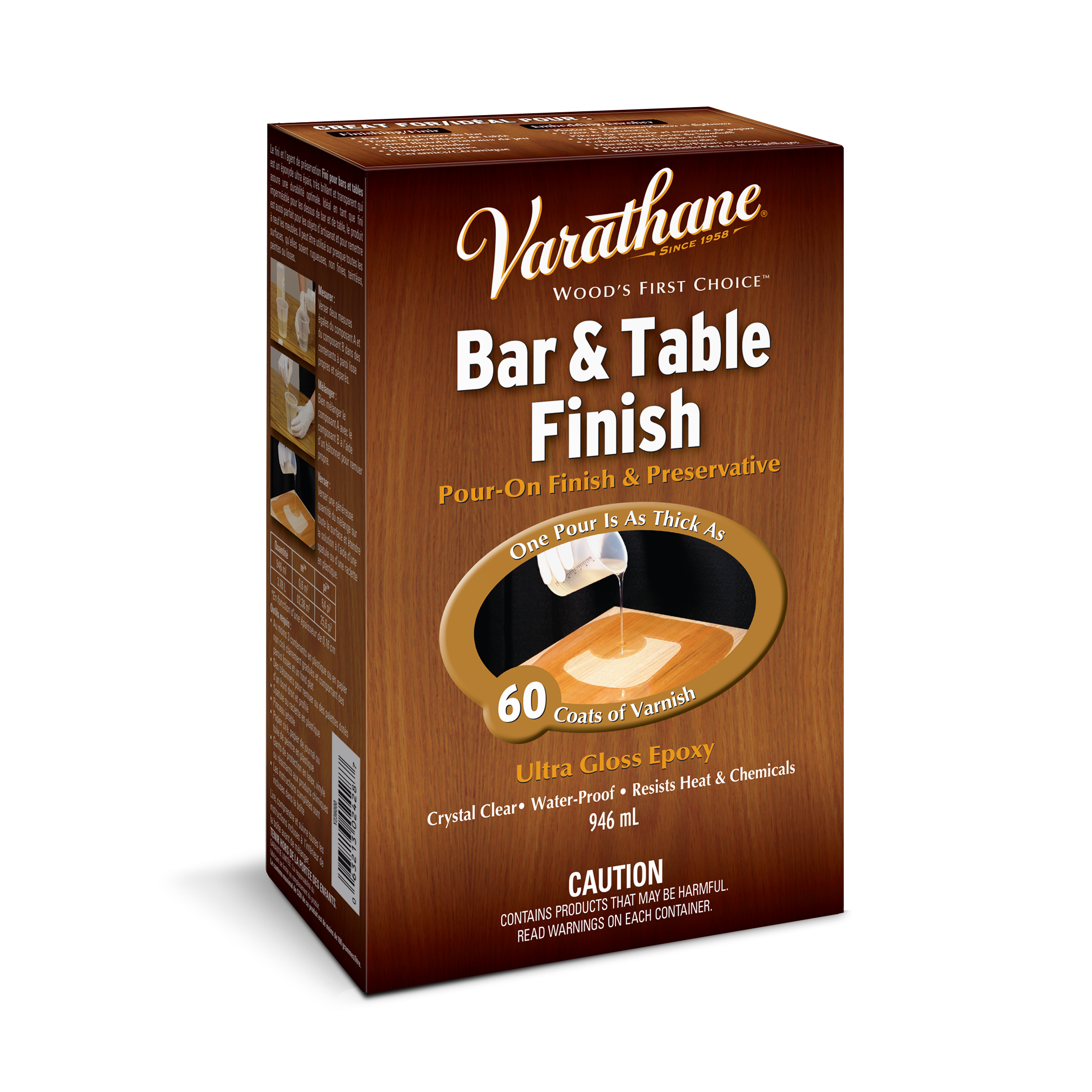 Varathane Bar And Table Finish Brokeasshome Com