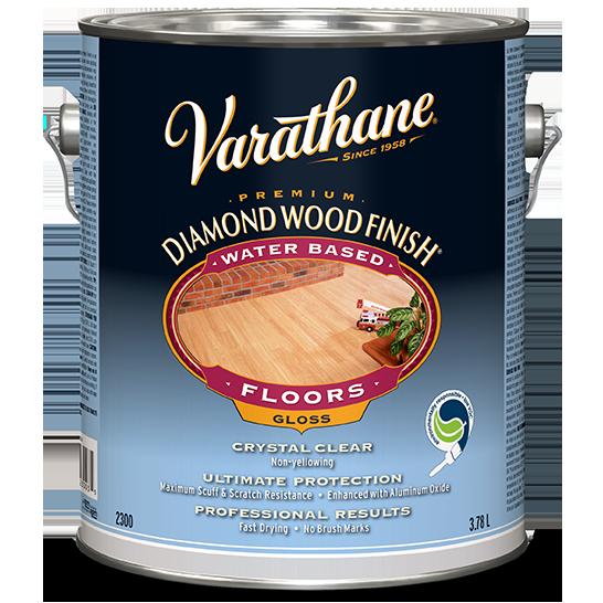 Varathane 174 Diamond Wood Finish 174 Floors Product Page