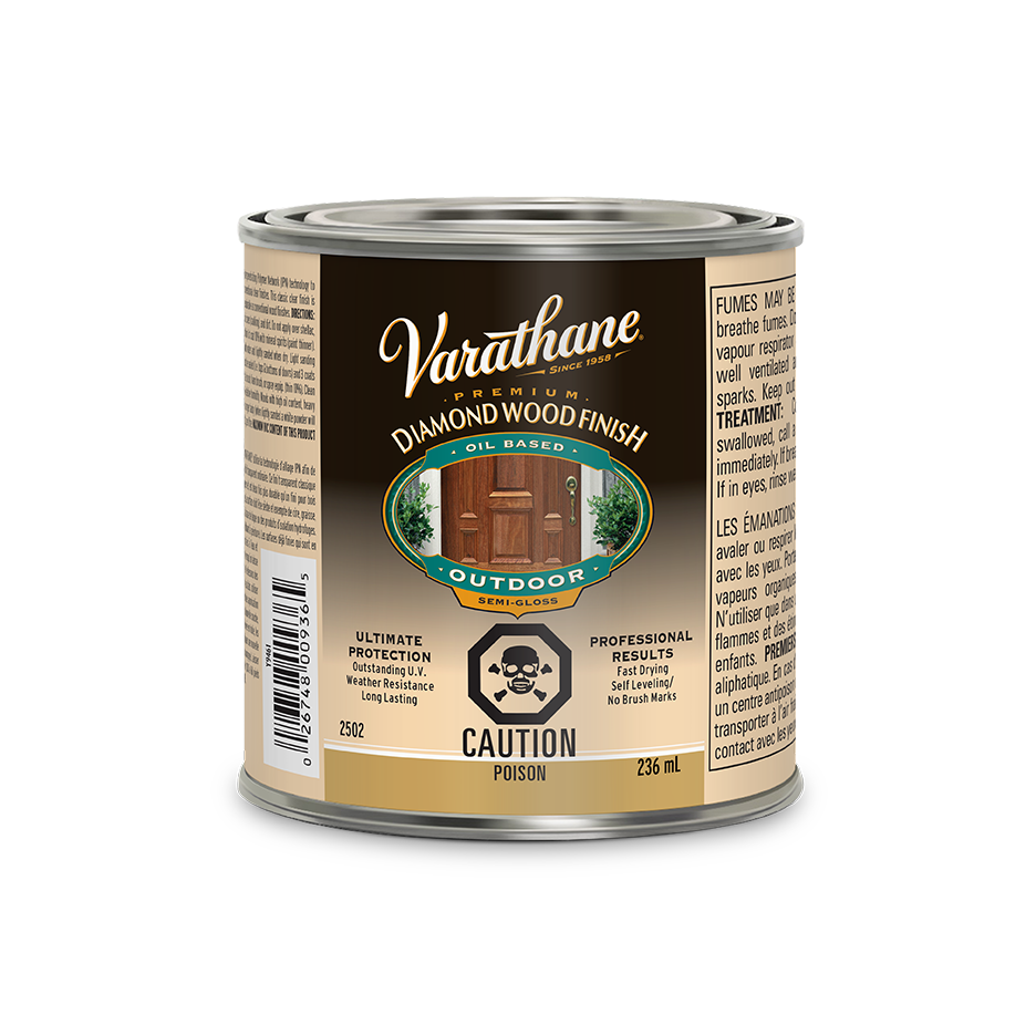 Exterior Wood Finishes Oil Based