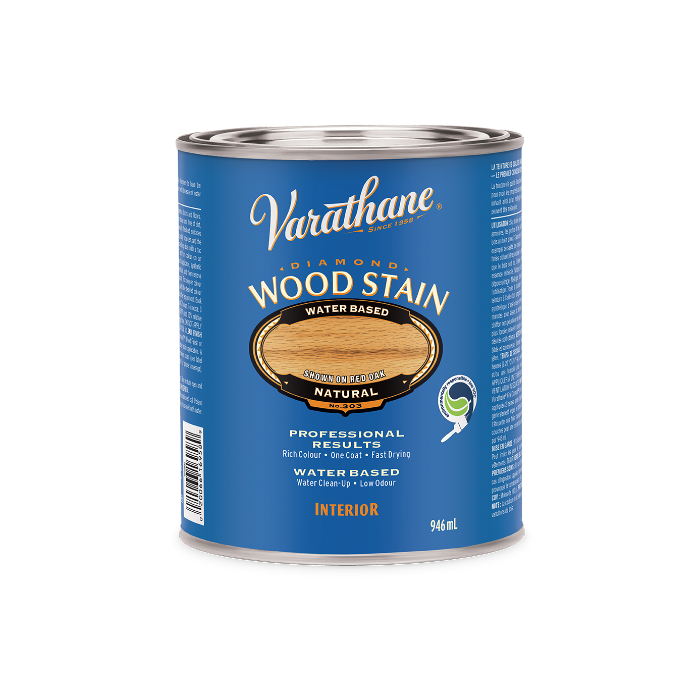 Varathane Diamond Wood Stain Interior Product Page