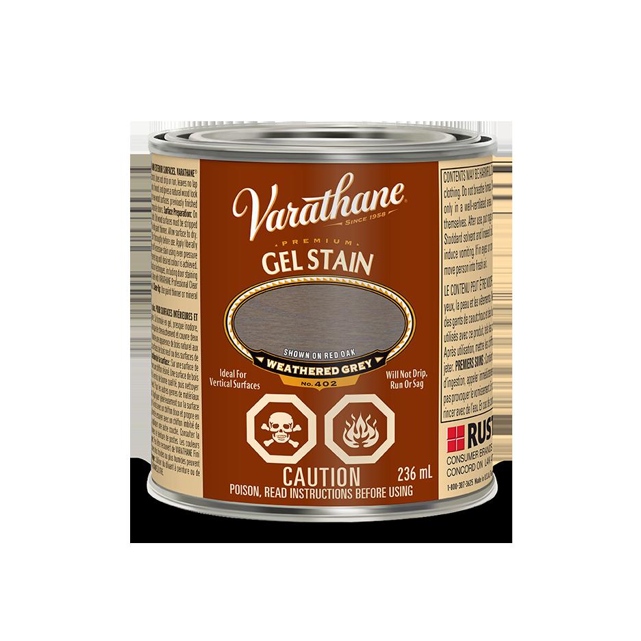 Varathane Premium Gel Stain Product Page