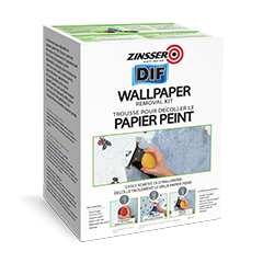 zinsser dif wallpaper removal kit product page